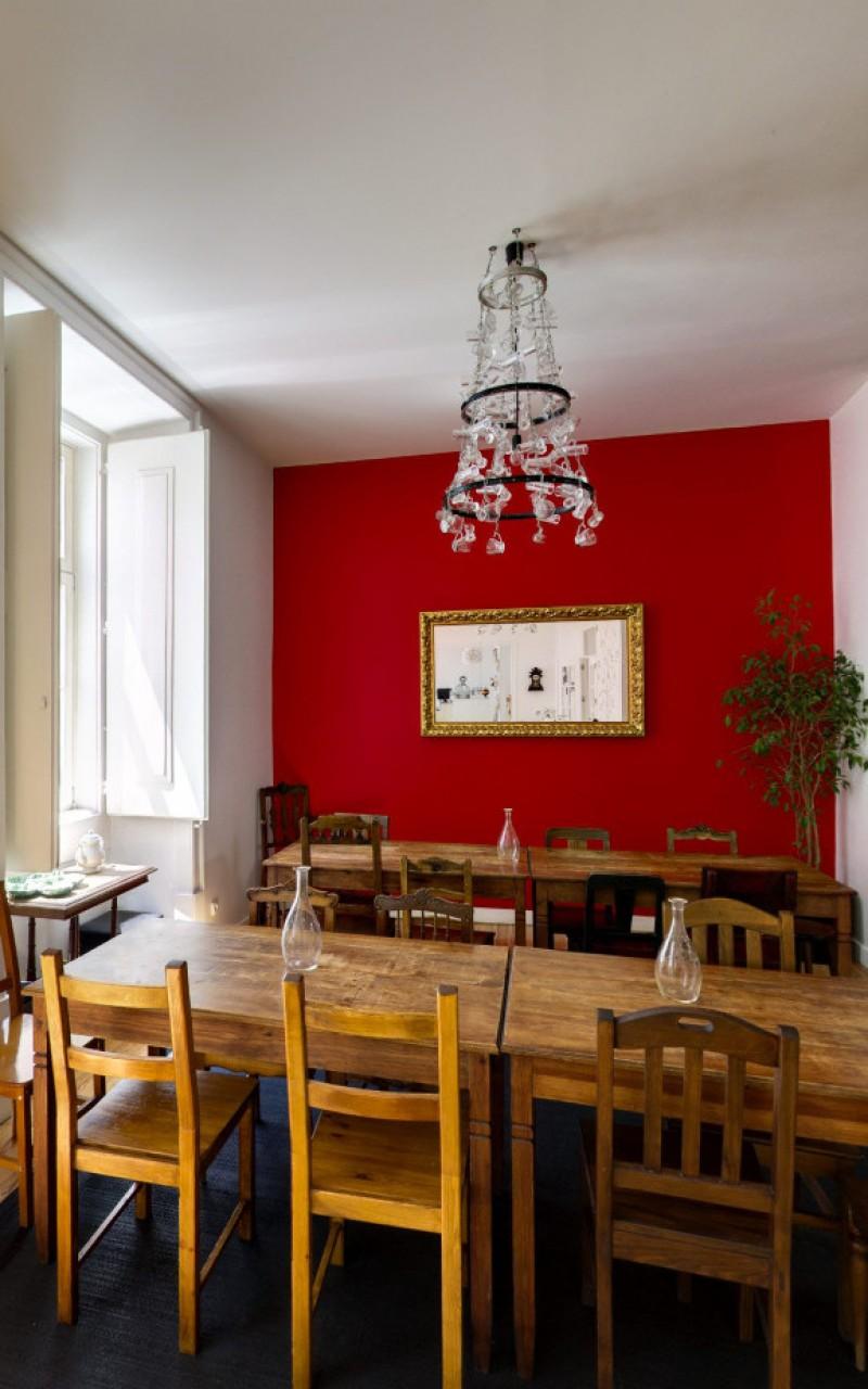 Living Lounge App